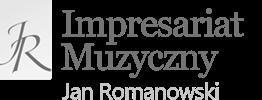 Logo Jan Romanowski Impresariat
